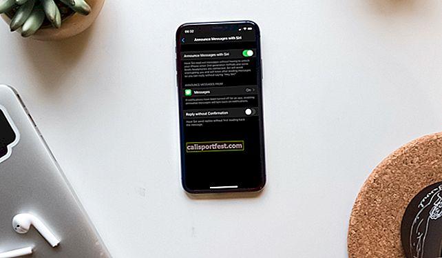 כיצד לעצור את סירי מלהודיע על הודעות באייפון