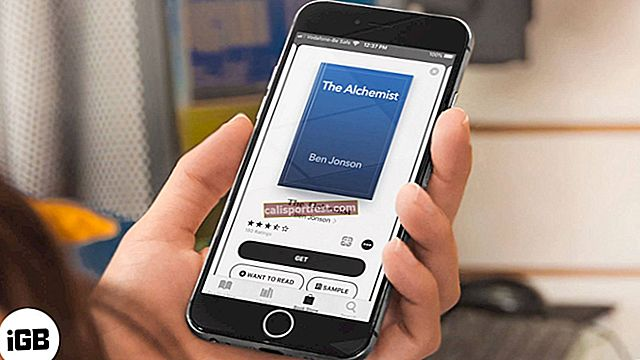 Kako besplatno čitati knjige na iPadu i iPhoneu