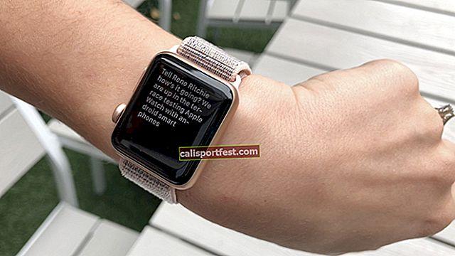 Jak povolit a používat VoiceOver na hodinkách Apple Watch