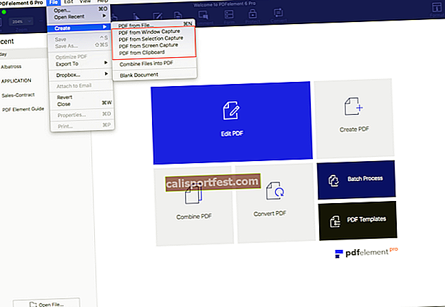 Wondershare PDFelement 6 za Mac