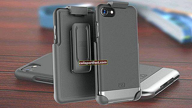 Najbolji slučajevi iPhone 7 sa kopčama za pojas 2021