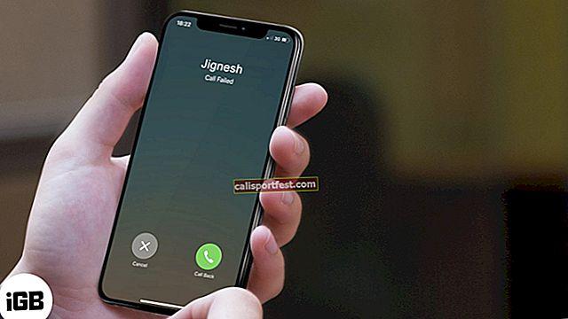 Poziv nije uspio na iPhoneu? 10 načina za rješavanje problema