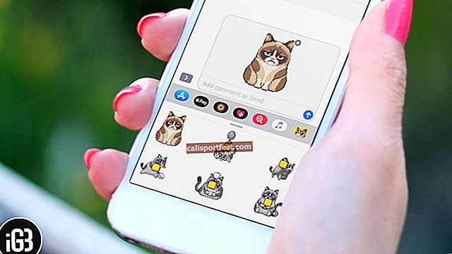 Τα καλύτερα πακέτα αυτοκόλλητων ετικεττών Cat iMessage το 2021