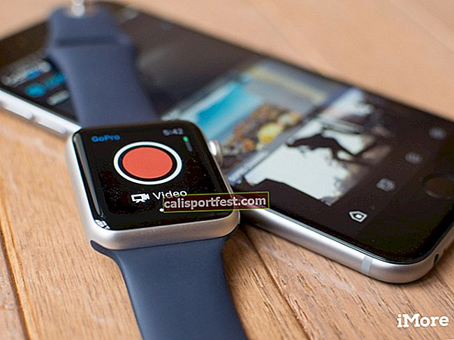 Εφαρμογή GoPro iPhone - Προσφέρει Apple Watch Control τις κάμερες του