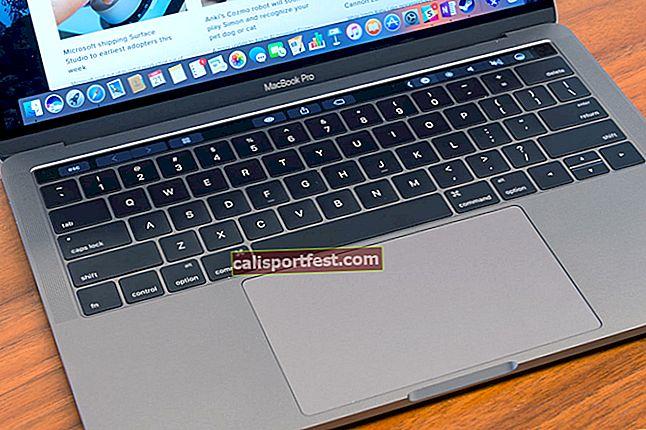 Kako koristiti funkcijske tipke na MacBook Pro s dodirnom trakom