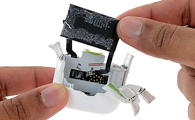 AirPods kućište za punjenje Ispraznjenje baterije: Kako to popraviti