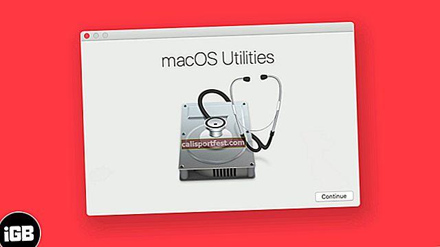 Kako tvornički resetirati MacBook ili bilo koje Mac računalo