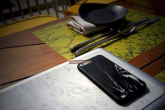 Mikol Nero Marquina iPhone 7 a 7 Plus mramorové pouzdro