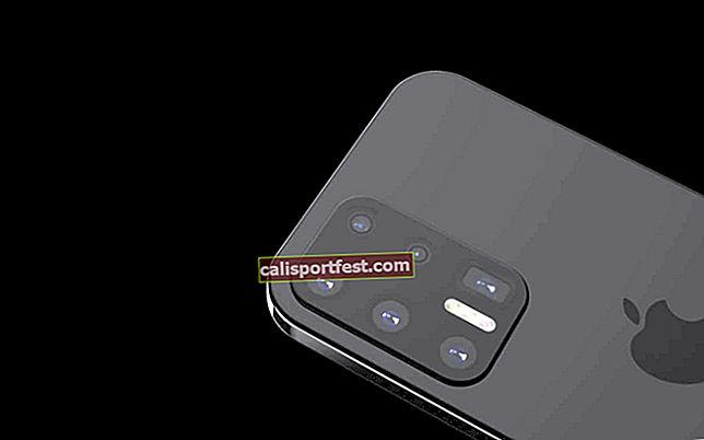 Kako omogućiti bljeskalicu za prednju kameru na iPhoneu