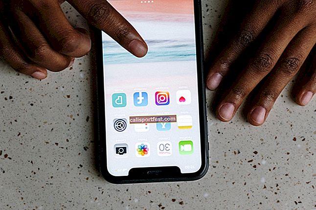 Kako popraviti iPhone Apps zaglavljen na čekanju