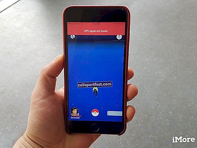 """""""GPS signal nije pronađen"""" u Pokémon Go na iPhoneu: Savjeti za popravljanje"""