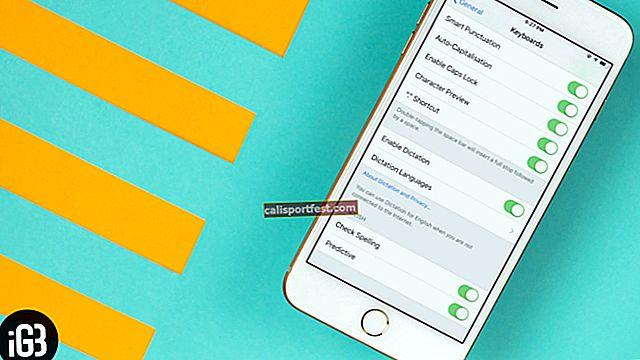Na iPhone nefunguje diktát? Zde je postup, jak to opravit