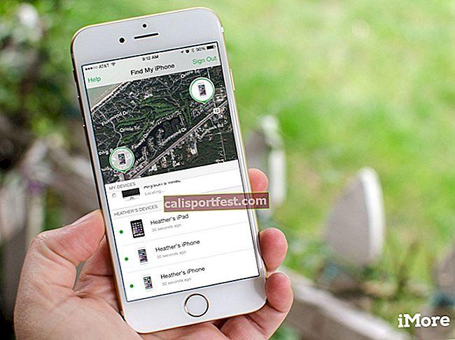 כיצד למצוא מכשירים של בני משפחה באמצעות האפליקציה מצא אותי