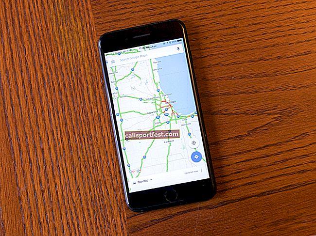 Jak odstranit historii vyhledávání Google Maps na iPhone