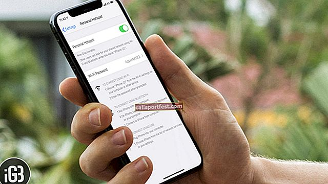 Chybí osobní hotspot na iPhonu nebo iPadu? Jak to opravit!