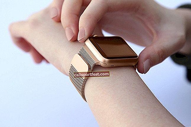 Nejlepší pásky a řemínky pro hodinky Apple v roce 2021