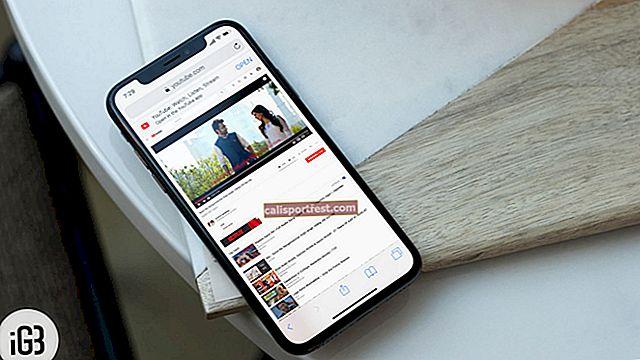 כיצד לשחק סרטוני YouTube ברקע ב- iPhone או iPad