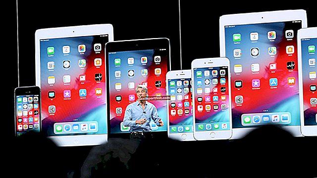 Uređaji koji podržavaju iOS 13
