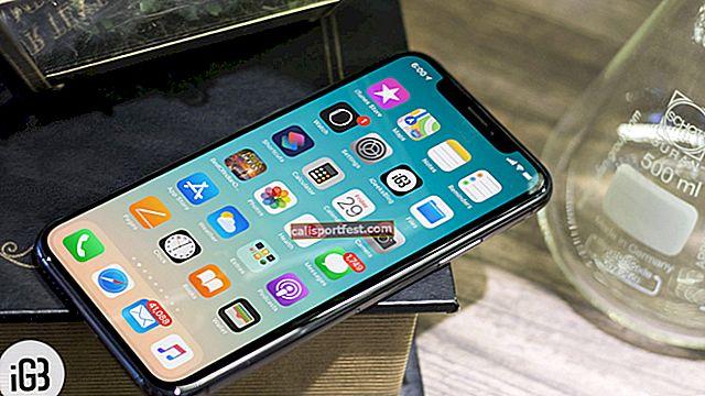 Selhání aplikací pro iPhone? Zkuste aplikaci sestřelit