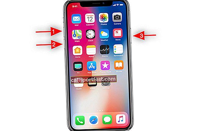 Kako isključiti iPhone bez gumba za napajanje ili bočnog gumba