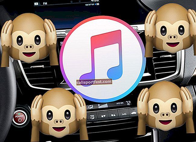 Kako zaustaviti iPhone od automatske reprodukcije glazbe u automobilu