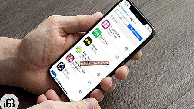 Kako ponovo instalirati stariju verziju aplikacija na iPhone i iPad