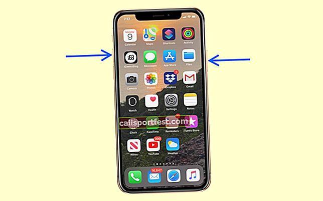 Kako napraviti snimku zaslona na iPhoneu i iPadu (svi modeli)