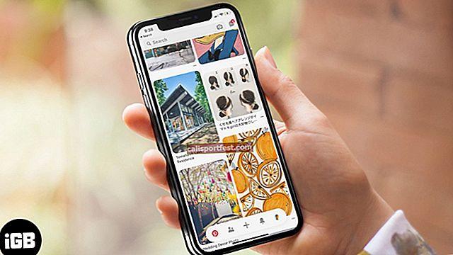 Aplikace Pinterest nefunguje na iPhone a iPad: Tipy, jak to opravit