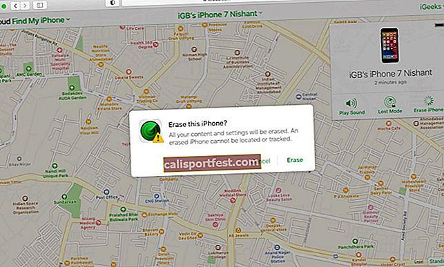 iPhone je onemogućen? Kako to popraviti sa ili bez povezivanja na iTunes