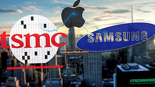 Ελέγξτε εάν το iPhone 6s / 6s Plus διαθέτει TSMC ή Samsung A9 Chip
