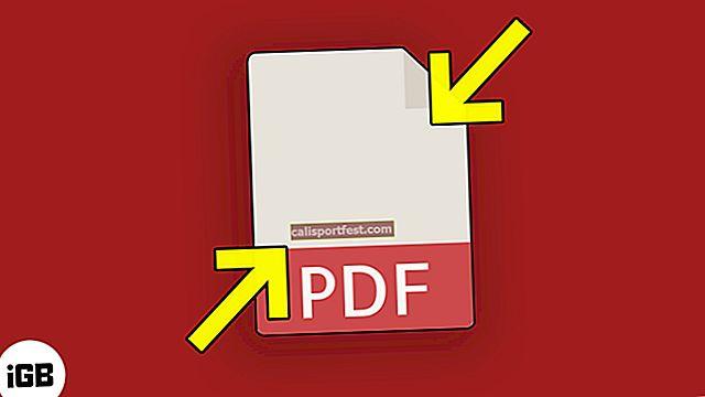 3 jednostavna načina za smanjenje veličine PDF datoteke na Macu