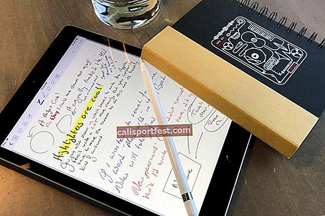 Kako izvesti bilješke kao PDF na Macu