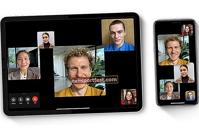 כיצד להקליט שיחת FaceTime ב- iPhone, iPad ו- Mac