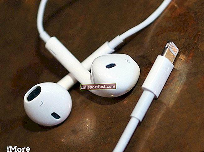 כיצד לחייב את האייפון 7/7 פלוס תוך שימוש באוזניות