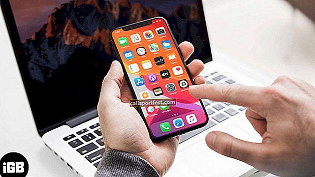 Kako popraviti iPhone dodirni zaslon koji ne radi