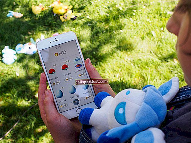 Kako riješiti problem s padom Pokémon Go-a ili poslužitelja na iPhoneu