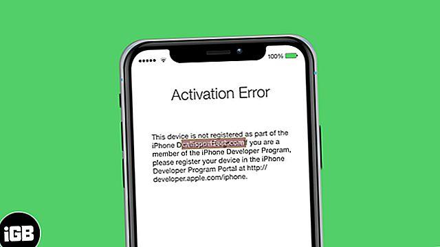 Kako ispraviti pogrešku aktivacije iPhonea: Isprobajte ovih 7 rješenja