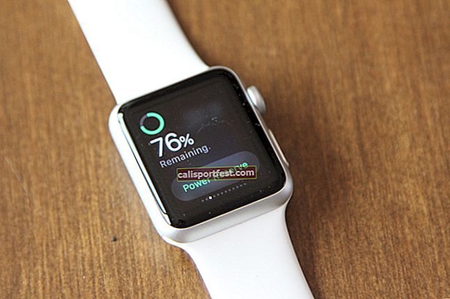 Πώς να ενεργοποιήσετε τη λειτουργία Power Reserve στο Apple Watch