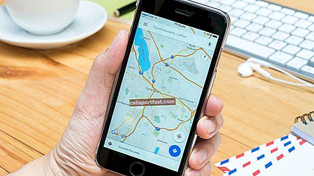 Jak ukládat offline mapy do Map Google