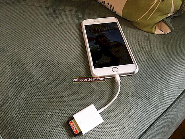 Uvoz fotografija s digitalnog fotoaparata na iPhone i iPad [Upute]