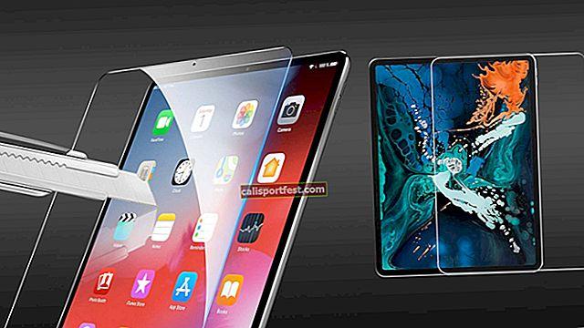 מגן המסך הטוב ביותר iPad Pro 2018 בגודל 12.9 אינץ 'בשנת 2021