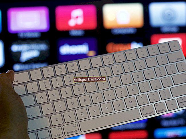 Nejlepší Bluetooth klávesnice pro Apple TV v roce 2021