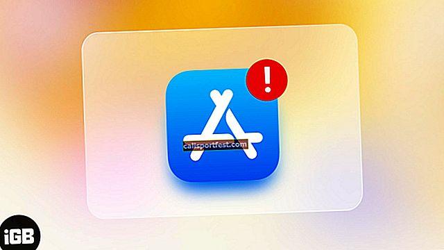Ne možete se povezati s App Storeom na iPhoneu i iPadu? Kako to popraviti